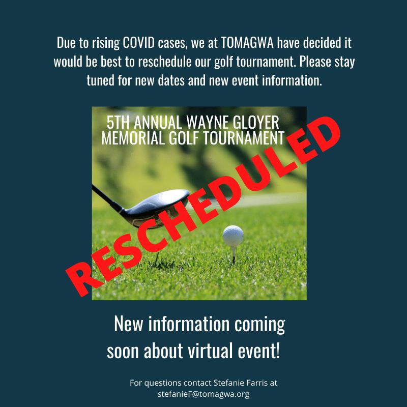 Golf Reschedule