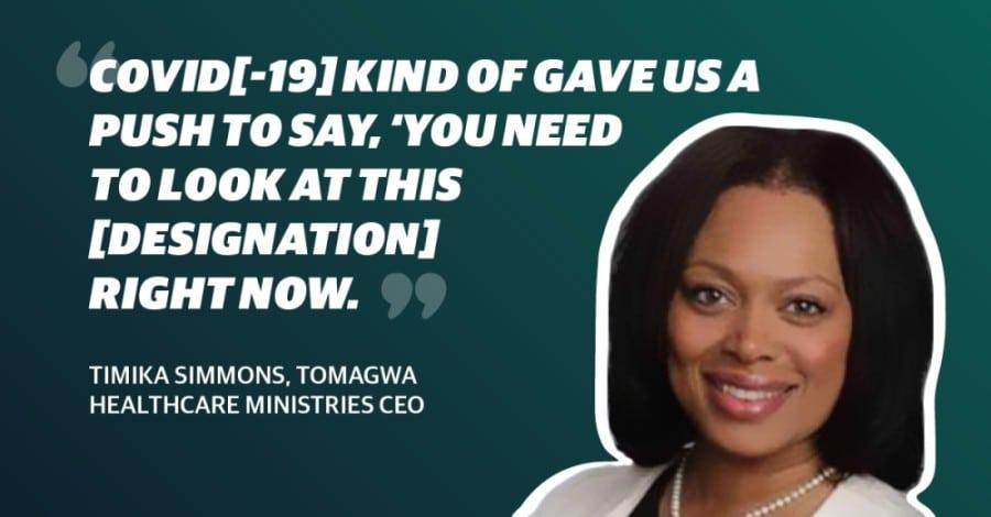 Timika In Community Impact 11 20 2020